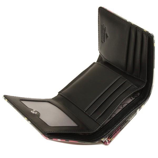 ヴィヴィアンウエストウッド 折財布 レディース VIVIENNE WESTWOOD 51010018 10256 ニューエキシビジョン