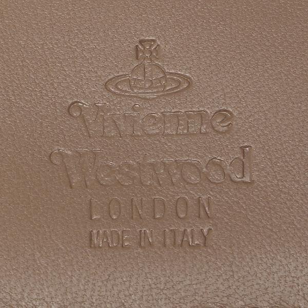 ヴィヴィアンウエストウッド 折財布 レディース VIVIENNE WESTWOOD 51010018 40151 D401 ベージュ