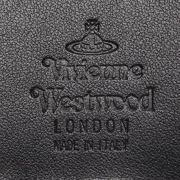 ヴィヴィアンウエストウッド キーケース レディース VIVIENNE WESTWOOD 51020001 40153 ブラック