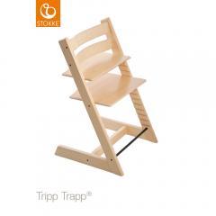 【ラッピング可】【おのしがけ可】ストッケ正規販売店7年保証 トリップトラップ ナチュラル|ハイチェア 木製 子供椅子|Stokke Tripp Trapp Chair|ストッケ ベビーチェア チェア【n】