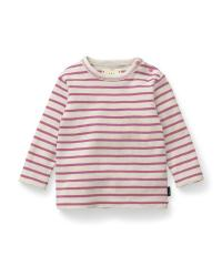 フライス長袖Tシャツ  100