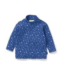 フライスハイネックTシャツ  100