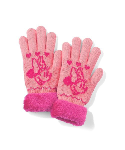 手袋 ミニーマウス ワンサイズ