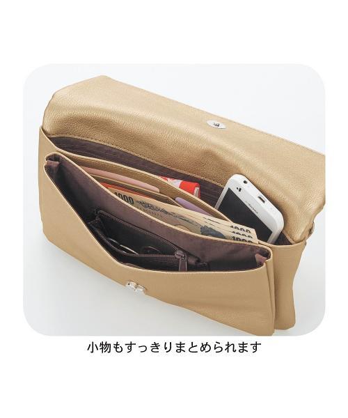 お財布ショルダーバッグ ブラック ワンサイズ