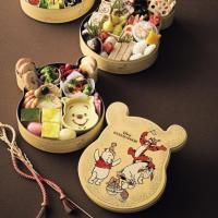 【Disney】おせち・くまのプーさん・三段重