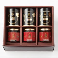 紅茶&ジャム6種ギフトセット