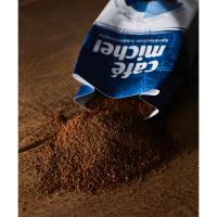 【CAFE MICHEL】エチオピア産 デカフェコーヒー(粉) モカ シダモ (Ethiopia decaffeinated ground coffee 250g)