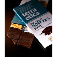 【CAFE MICHEL】ブラックチョコレートブランクリュ 72% ハイチ(Haiti chocolate 72% 100g)
