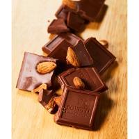 【BOVETTI】アーモンド入りチョコレート(Milk chocolate with almonds 100g)