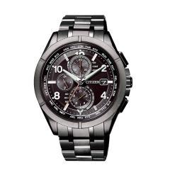 送料無料 シチズン アテッサ CITIZEN ATTESA 電波ソーラー 腕時計 メンズ AT8166-59E