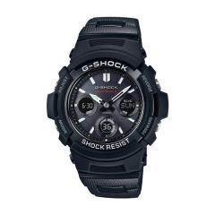送料無料 カシオ 電波ソーラー 腕時計 メンズ Gショック AWG-M100SBC-1AJF 32,0