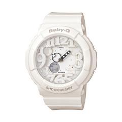 送料無料 ベビーG Baby-G 腕時計 レディース ホワイト BGA-131-7BJF