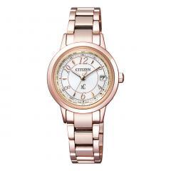 送料無料 クロスシー XC サクラピンク レディース 腕時計 シチズン EC1144-51C