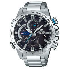 送料無料 カシオ メンズ エディフィス ソーラー 腕時計 CASIO EDIFICE EQB-800D-1AJF