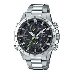送料無料 カシオ メンズ エディフィス ソーラー 腕時計 CASIO EDIFICE EQB-900D-1AJF