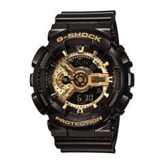 送料無料 Gショック 腕時計 メンズ GA-110GB-1AJF