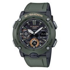 送料無料 Gショック 腕時計 メンズ 2019年4月 カーボンコアガード GA-2000-3AJF
