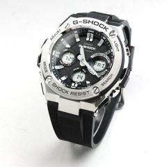 送料無料 Gショック 電波ソーラー 腕時計 メンズ GST-W110-1AJF 40,0