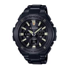 送料無料 カシオ 電波ソーラー 腕時計 メンズ Gショック GST-W130BD-1AJF 57,0