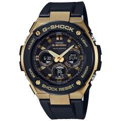送料無料 Gショック 電波ソーラー 腕時計 メンズ GST-W300G-1A9JF