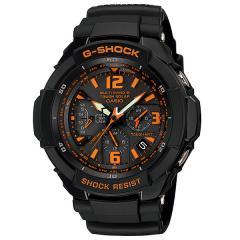 送料無料 Gショック 電波ソーラー 腕時計 メンズ GW-3000B-1AJF 34,0