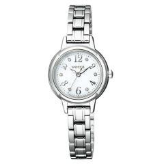 送料無料 シチズン ウィッカ ソーラー 腕時計 レディース KH9-914-15