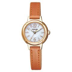 送料無料 シチズン ウィッカ レディース 腕時計 ソーラー KH9-922-12
