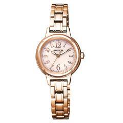 送料無料 シチズン ウィッカ レディース 腕時計 ソーラー KH9-965-91