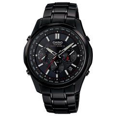 送料無料 カシオ 腕時計 ソーラー電波時計 CASIO LINEAGE LIW-M610DB-1AJF