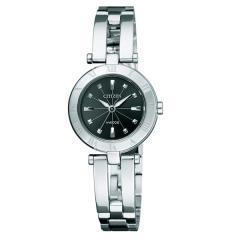 シチズン ウィッカ ソーラー 腕時計 レディース NA15-1571C 18,0