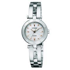 シチズン ウィッカ ソーラー 腕時計 レディース NA15-1572C 18,0