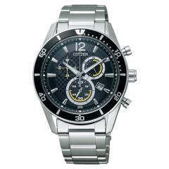 送料無料 シチズン コレクション エコドライブ 腕時計 メンズ VO10-6742F