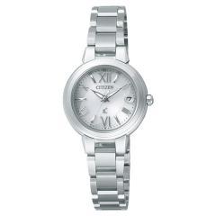 送料無料 シチズン クロスシー 電波ソーラー 腕時計 レディース XCB38-9132