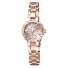 送料無料 シチズン クロスシー 電波ソーラー 腕時計 レディース XCB38-9143 40,0