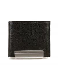 IL BISONTE イルビゾンテ レザー 二つ折り 財布 411853 F(フリー) ブラック(35)