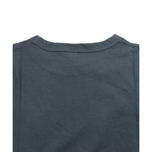ORDINARY SUN オーディナリー サン シンプルコットン 7分袖 クルーネック カットソー プルオーバー OR-151103 F(フリー) ベージュ(BEG)
