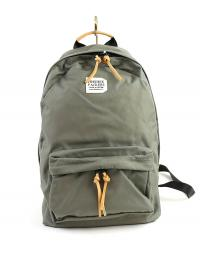 "FREDRIK PACKERS コーデュラナイロン デイパック ""500D DAY PACK"" 500D-DAYPACK F(フリー) グレー(GRY)"