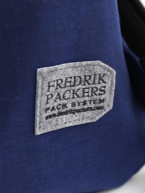 "FREDRIK PACKERS フレドリックパッカーズ コーデュラナイロン リュックサック バックパック ""STIFF BACKPACK"" ST-BACKPACK F(フリー) オリーブ(OLV)"