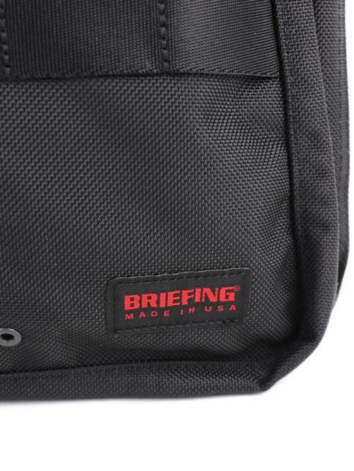 """ブリーフィング BRIEFING バリスティックナイロン 3WAY バッグ """"C-3 LINER"""" BRF115219 F(フリー) BLACK(010)"""