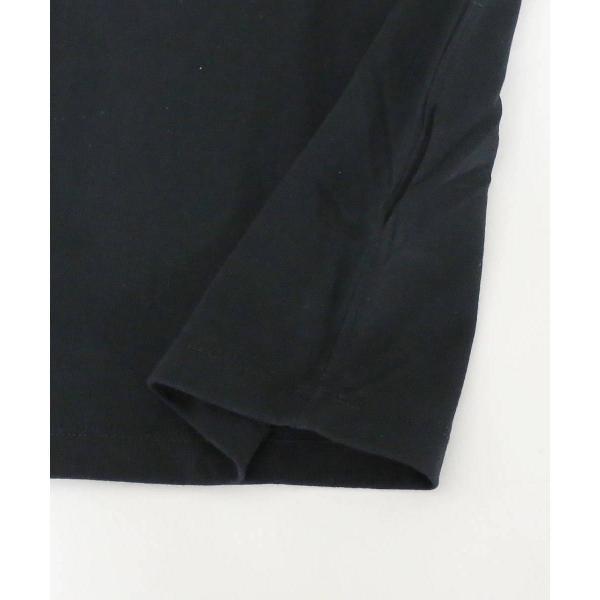 DANTON ダントン 空紡コットン 半袖 クルーネック ポケットTシャツ カットソー JD-9041 34(レディースS/M) BEIGE(BEG)