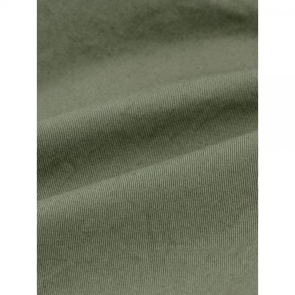 TRAVAIL MANUEL トラヴァイユマニュアル コットン コンパクトチノ バルーンパンツ TM5001 M(M) ブラック(BLK)