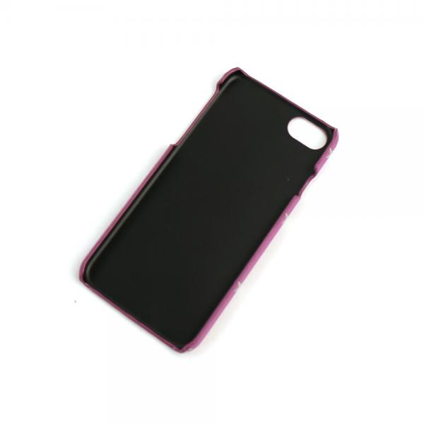 Hashibami ハシバミ レザー ジーンスター iPhone8/7 iPhoneケース スマホケース HA-1609-318 F(フリー) ベージュピンク(BPNK)