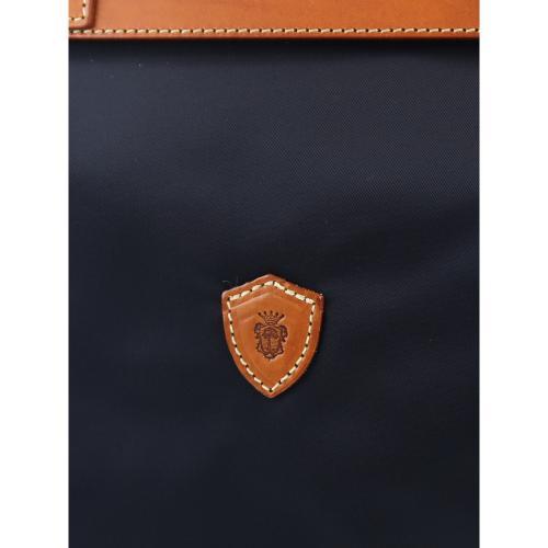 Felisi フェリージ ナイロン×レザー ビジネスバッグ ブリーフケース・1741-DS F(フリー) BLUE(045)