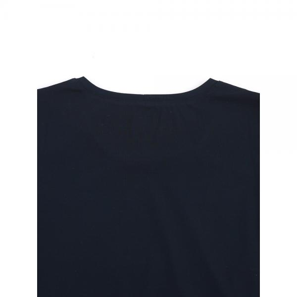 PUPULA ププラ  シフォンスリーブ クルーネック カットソー プルオーバー 373039 38(M) ホワイト(01)