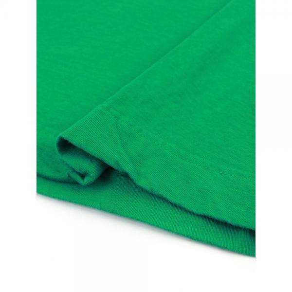 grin グリン コットン マナプール度詰 半袖 ロング ワンピース 8174C-023 2(M) グリーン(550)