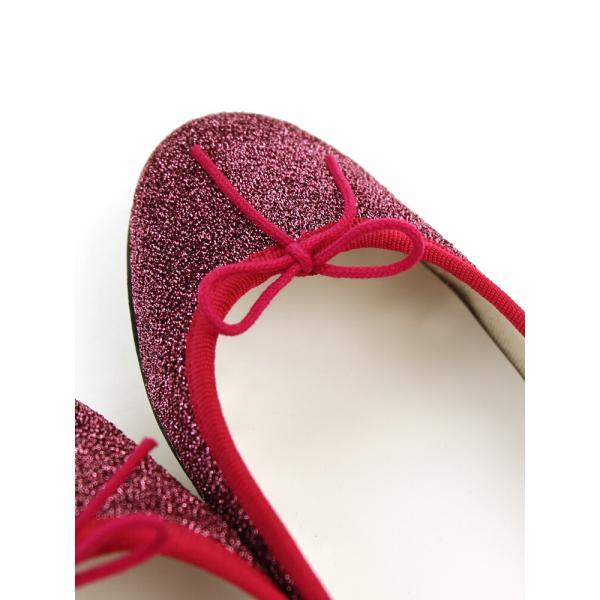repetto レペット  ラメ バレエシューズ Cendrillon Ballerina Lurex VX086LX 35(22.0cm) Bindi(74)