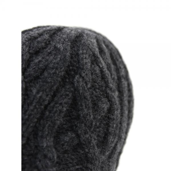 mature ha. マチュア/マチュアーハ ウール スラント ニットキャップ 帽子 MK-2135 F(フリー) キャメル(CAM)