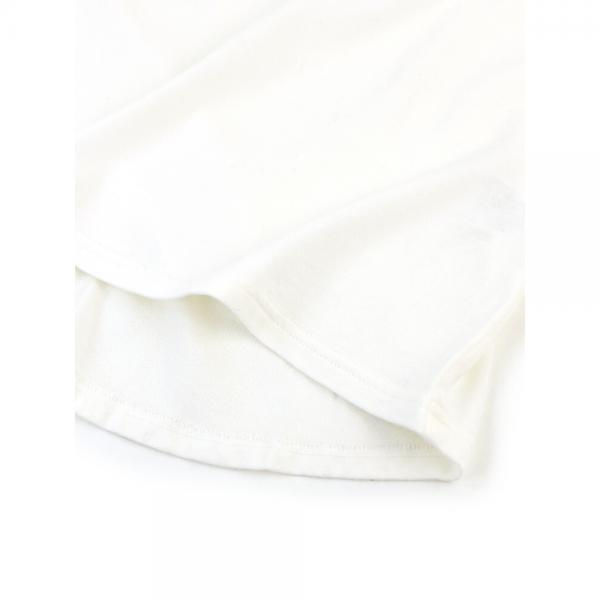 PACIFICPARK STORE パシフィックパークストア コットン 裏毛 SAUF50 プリント Tシャツ カットソー PPS-24103 F(フリー) ブラック(BLK)