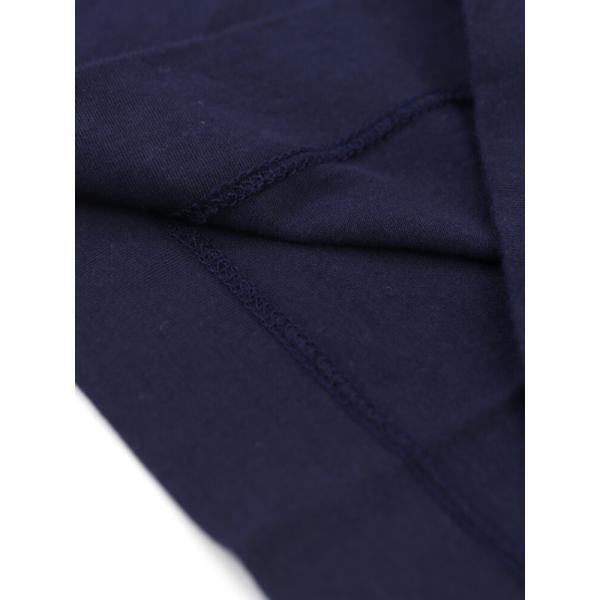 glaz グラズ コットン 超長綿 袖布帛 チュニック プルオーバー gz-81126 F(フリー) ホワイト(10)