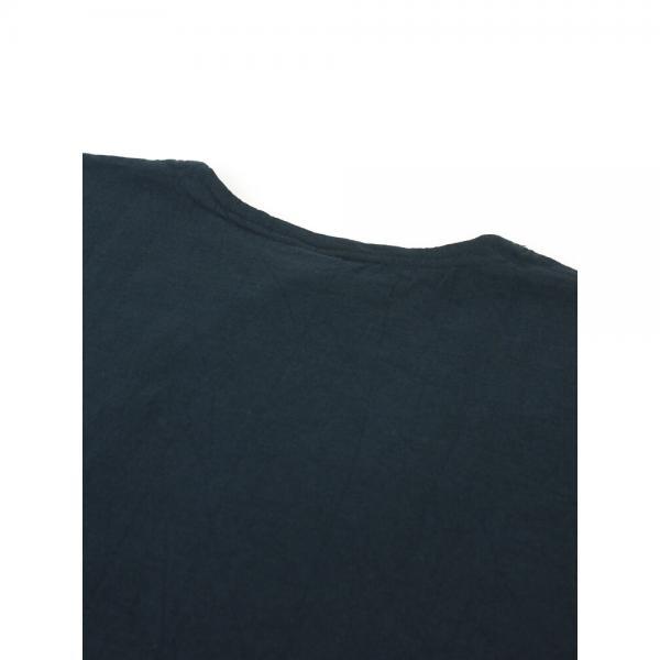 NATURAL LAUNDRY ナチュラルランドリー コットン トラッドドット フレンチスリーブ カットソー プルオーバー 7182C-031 2(M) オフホワイト(190)